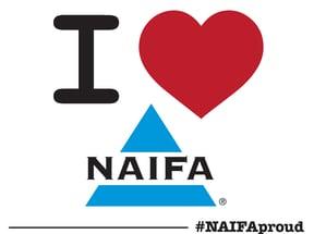 I love NAIFA